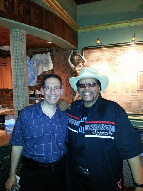 Guitar Rooster and Billy Cox (Jimi Hendrix Experience)